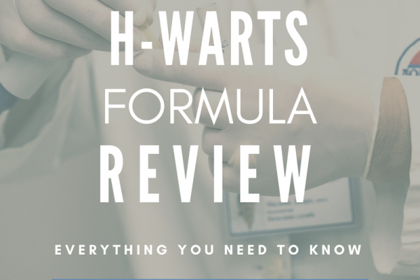 h-warts formula review