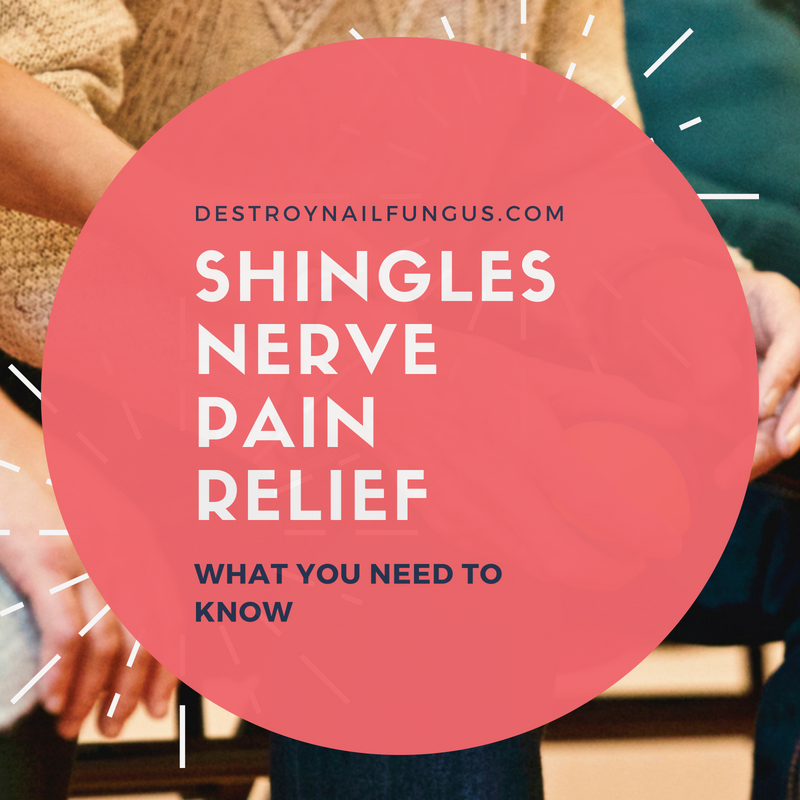 shingles nerve pain relief