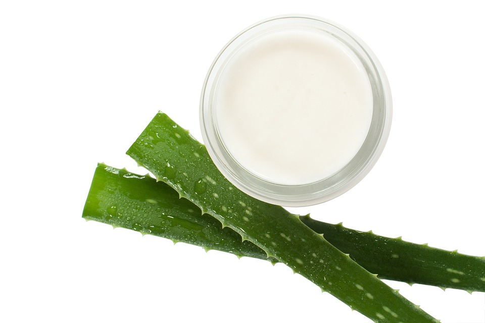 how to treat eczema with aloe vera