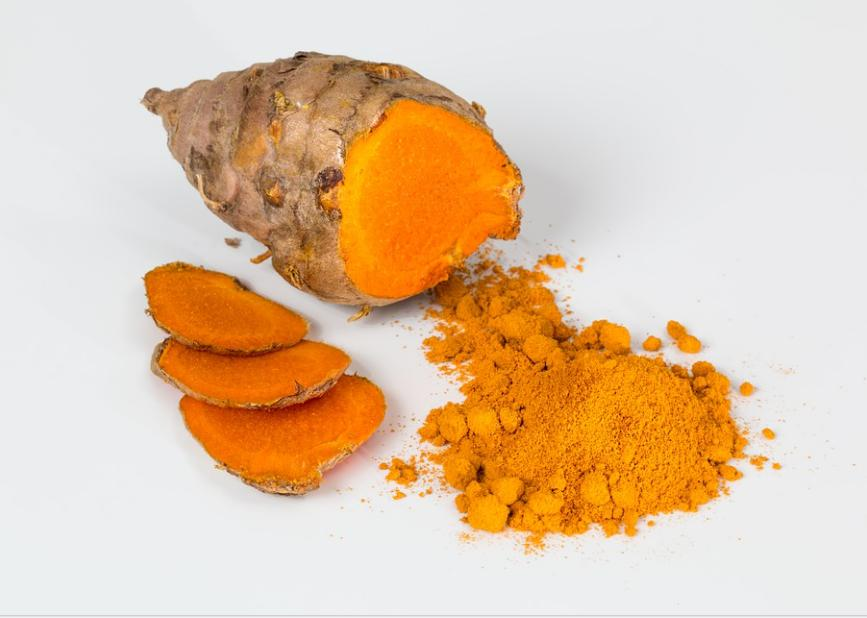 rheumatoid arthritis treatment with turmeric essential oils