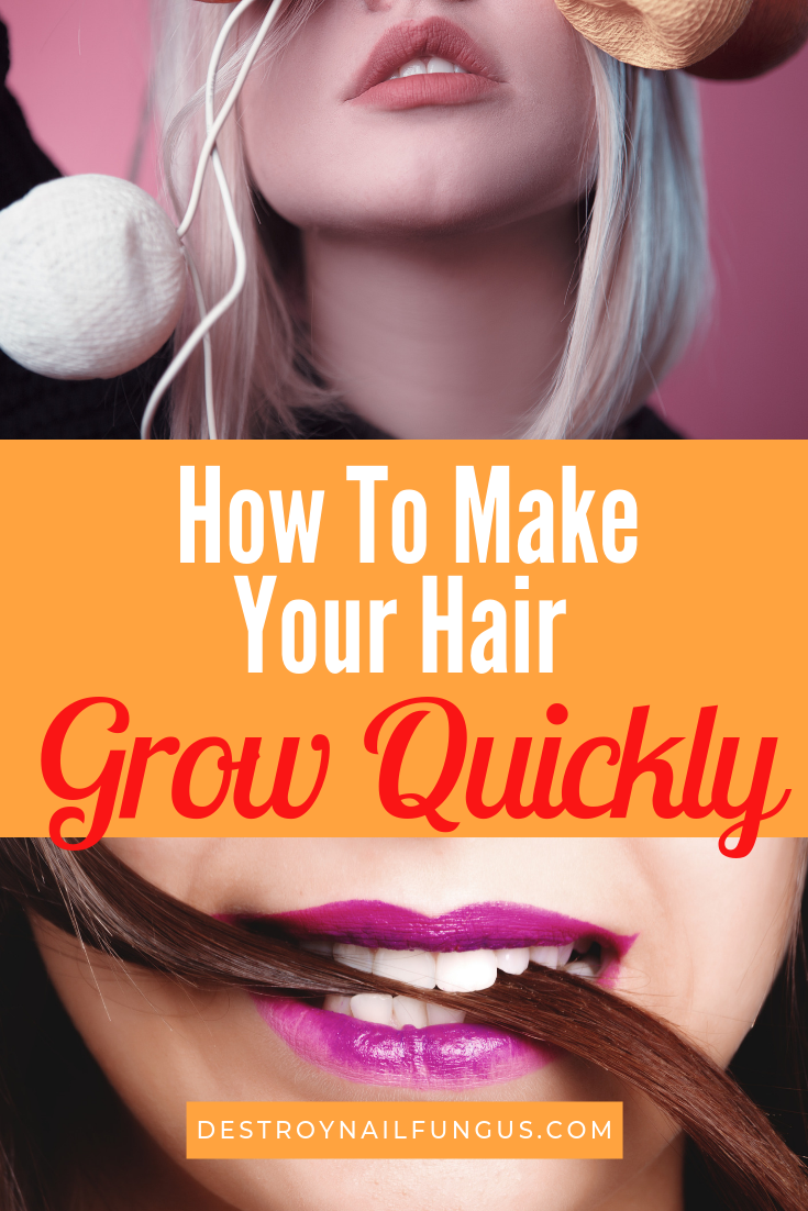 How To Make Your Hair Grow Quickly