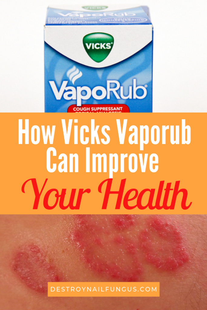 how vicks vaporub can improve your health