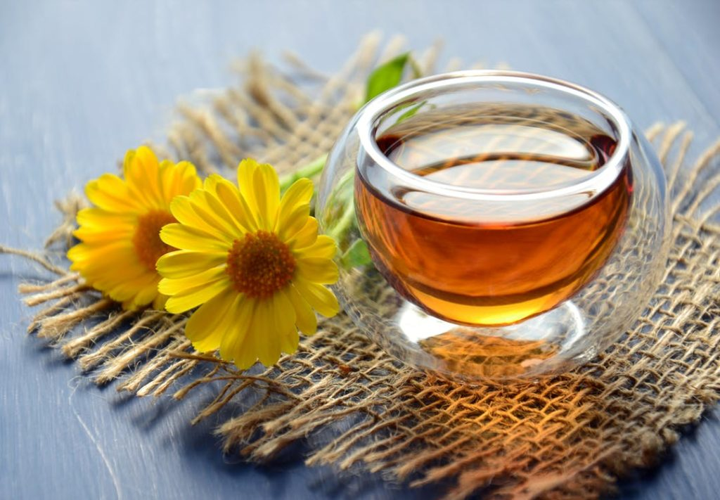 honey for sunburn home remedies