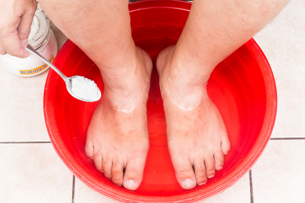 ingrown toenail pain relief fast with epsom salt