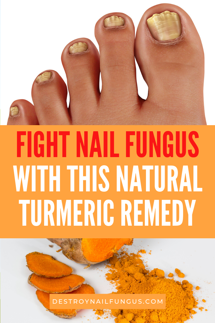 turmeric for nail fungus