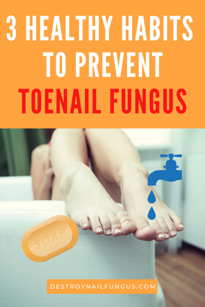 hydrogen peroxide and toenail fungus