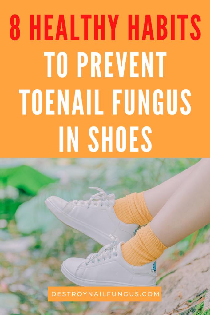 what kills toenail fungus in shoes