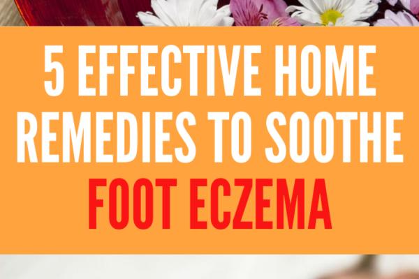 foot soak for eczema