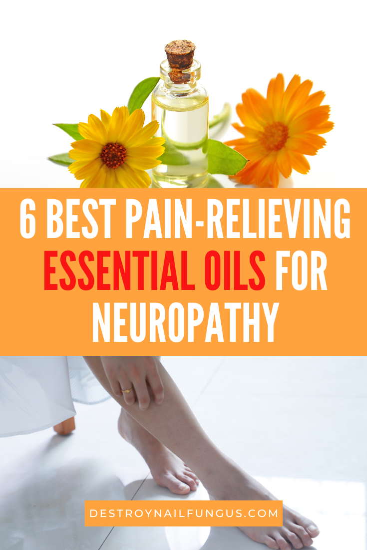 neuropathy essential oils