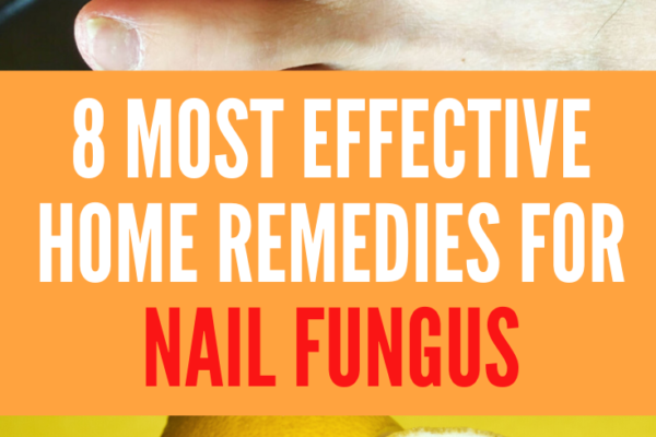 one cup of this will destroy your nail fungus