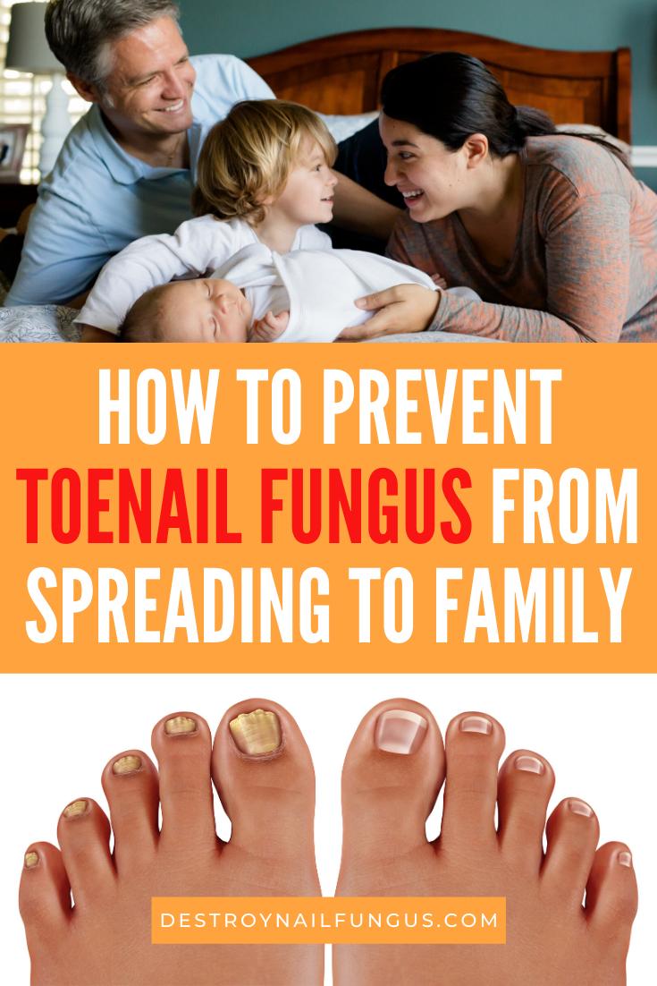 can toenail fungus spread in the bathtub