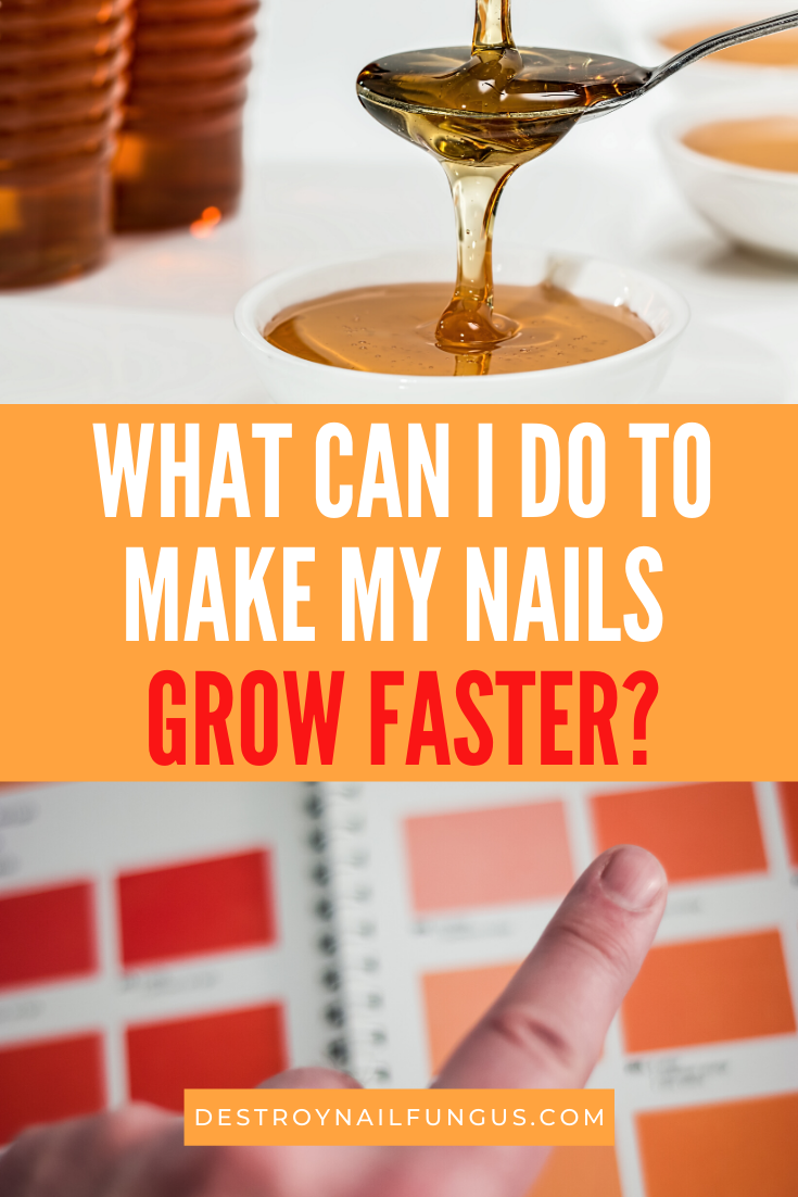 How To Make Your Fingernails Grow Faster