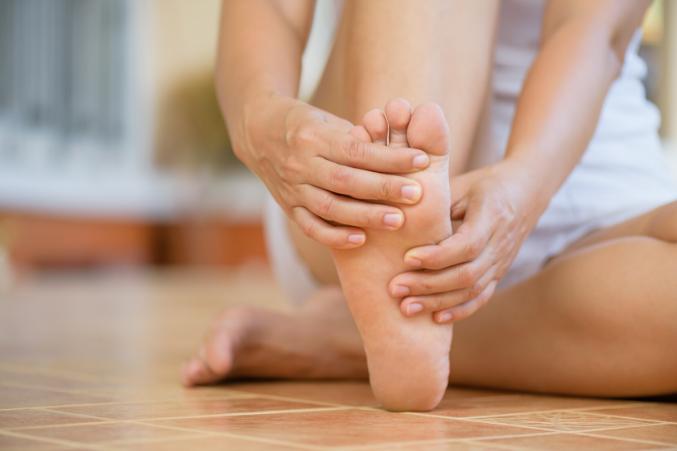 foot soaks for plantar fasciitis