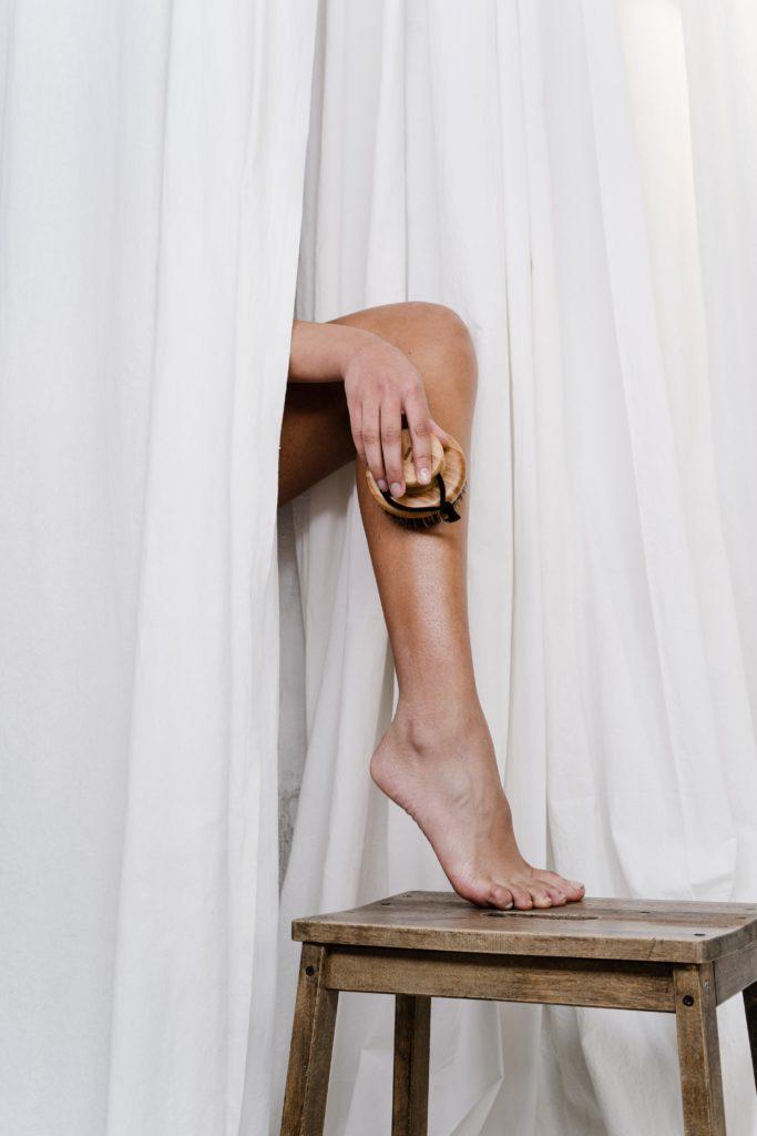 small pinky toenail