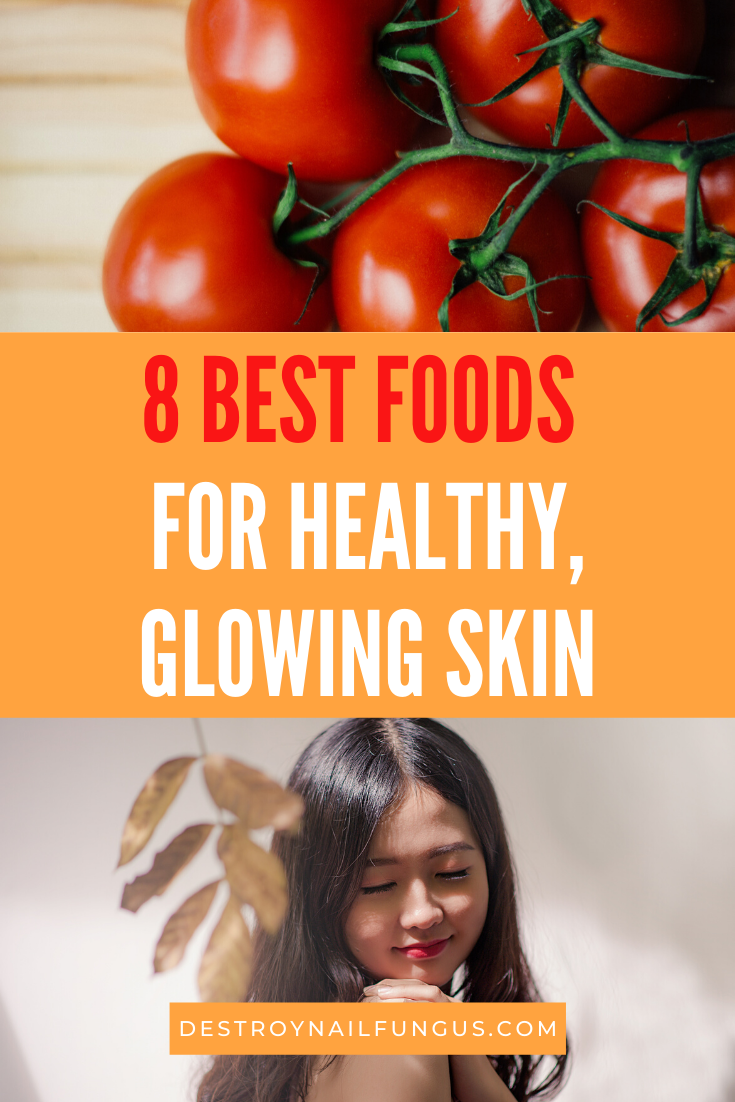 what to eat for glowing skin