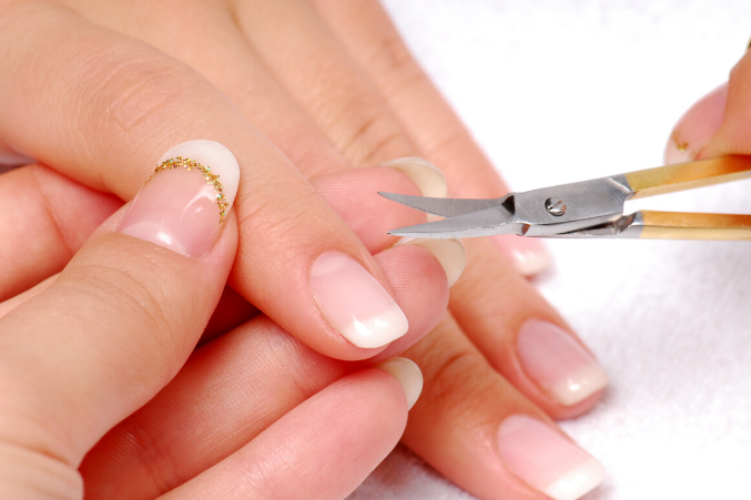 how to stop biting your nails