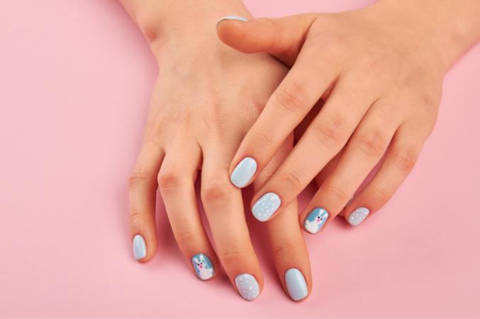 how to heal bitten skin around nails
