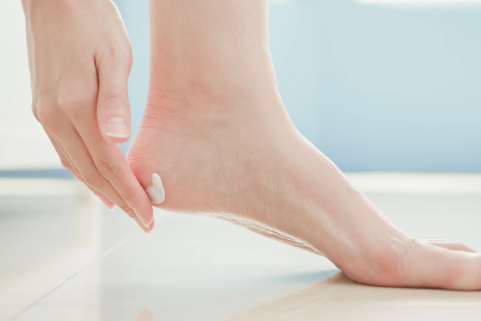 remove corns on feet overnight