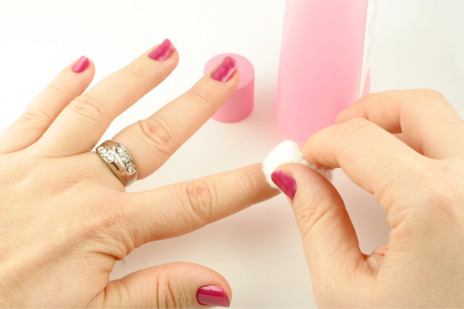 peeling fingernails home remedies