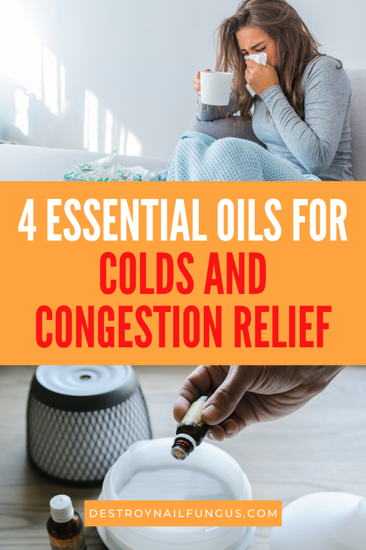 aromatherapy for colds