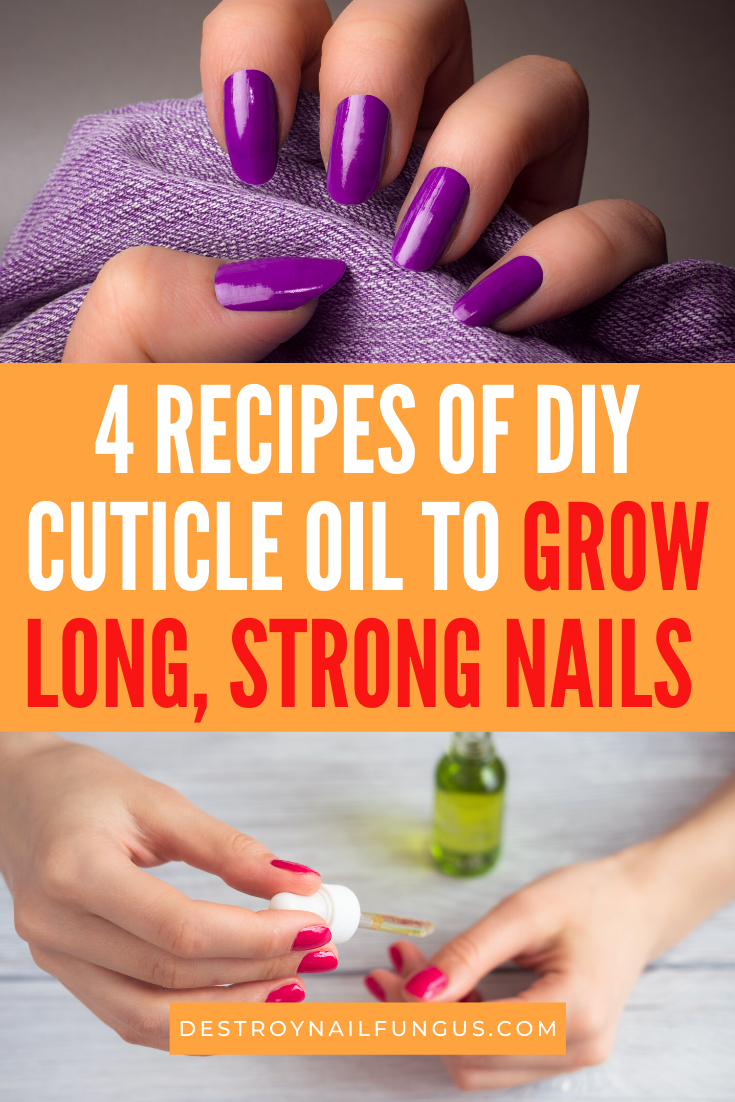 diy cuticle oil for nail growth