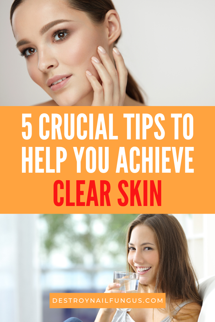 guide to clear skin