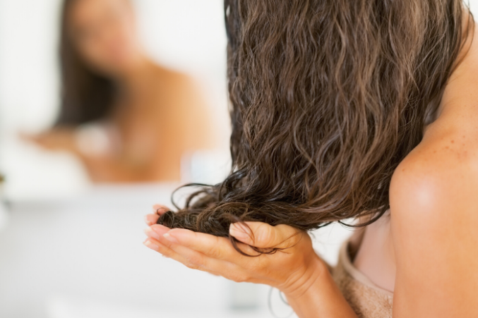 how to deep condition hair naturally
